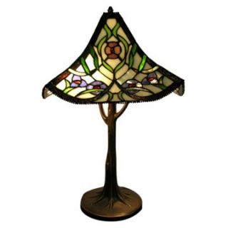 Tiffany Style Roma Table Lamp   Table Lamps