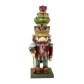 Kurt Adler Hollywood Nutcracker Frog Prince   Nutcrackers
