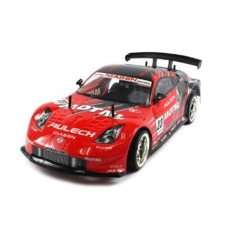 Electric Full Function 110 CT Speed Racing Nissan 350Z 10+MPH RTR RC Car (Colors May Vary) Toys & Games