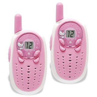 Hello Kitty Mini Twin Radios Toys & Games
