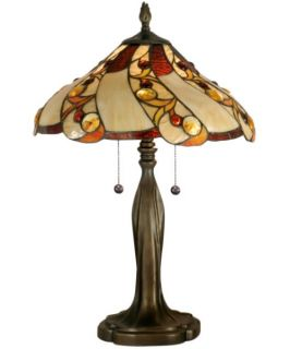 Dale Tiffany Odessa Table Lamp   Table Lamps