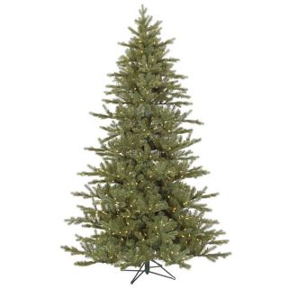 Vickerman Austrian Fir Pre Lit LED Christmas Tree   Christmas Trees