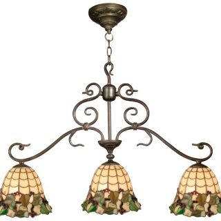Dale Tiffany Grapes Island Fixture Pendant   Tiffany Ceiling Lighting