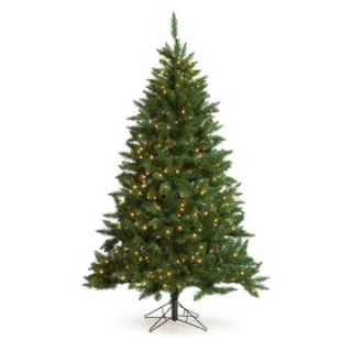 7 ft. Fairmont Pine Prelit Christmas Tree   Christmas Trees