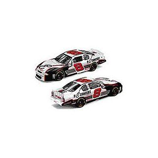 Dale Earnhardt Tribute Concert 124  Scale Stock Car Toys & Games