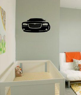 Wall Decor Sticker Mural Decal Baby KID Room Car for boys Chrysler 831