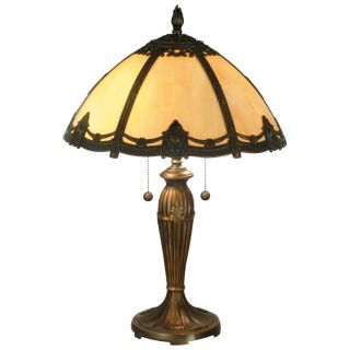 Dale Tiffany Sebastian Table Lamp   Table Lamps