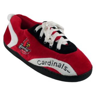 Comfy Feet NCAA All Around Slippers   Louisville Cardinals   Mens Slippers
