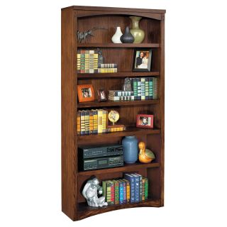 kathy ireland Home by Martin Mission Pasadena Wood Bookcase   Bookcases