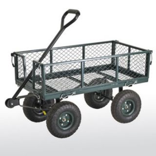 Sandusky Lee Heavy Duty Steel Crate Wagon   Wagons