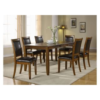 Monarch Morland 7 Piece Dining Table Set   Dining Table Sets