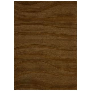Nourison Natures Terrain NAT1 Area Rug   Brown   Area Rugs