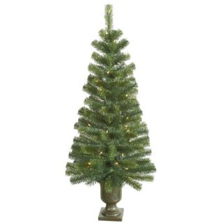 Vickerman 4 ft. Noble Pine Pre Lit Christmas Tree   Christmas Trees