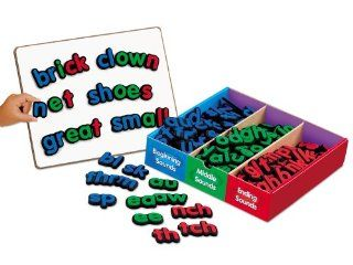 Magnetic Word Builders  Learning And Development Toys