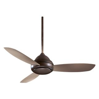 Minka Aire F516 ORB Concept I 44 in. Indoor Ceiling Fan   oil rubbed bronze   Ceiling Fans