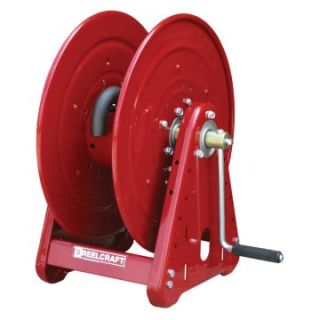 Reelcraft Heavy Duty Hand Crank Hose Reel   Equipment