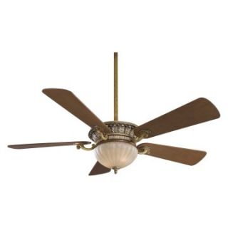 Minka Aire F702 TSP Volterra 52 in. Indoor Ceiling Fan   Tuscan Patina   Ceiling Fans
