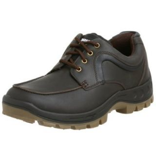 Deer Stags Men's Tahoe Oxford, Dark Brown, 9.5 M US Oxfords Shoes Shoes