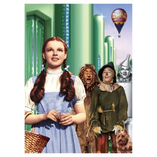 Masterpieces Wizard of Oz Emerald City Book Box Puzzle   Jigsaw Puzzles