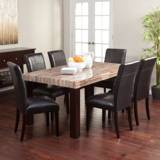 Carmine 7 Piece Dining Table Set   Dining Table Sets