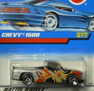 Hot Wheels Chevy 1500 1998 #877/w/sb's Toys & Games