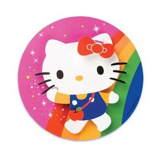 1 ct. ~ Hello Kitty Rainbow Cake Adornment ~ Cake Decoration