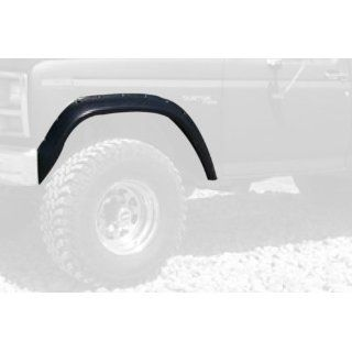 Bushwacker Ford Cut Out Fender Flare Rear Pair Automotive