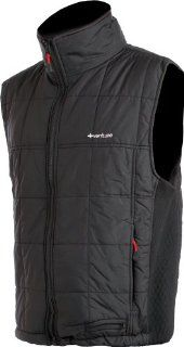Venture 12V Heated Vest , Gender Mens/Unisex, Primary Color Black, Size Sm, Distinct Name Black MC 10 S Automotive