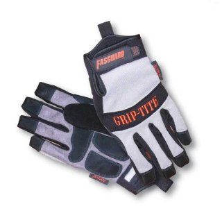 Memphis C915M Multitask Fasguard Full Finger Gloves, Grip Rite, Medium   Work Gloves