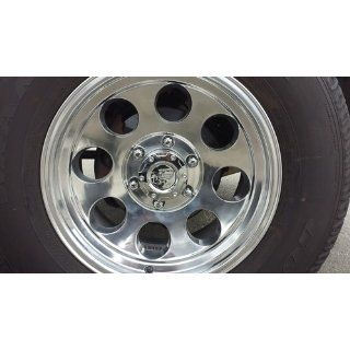 "Pro Comp Alloys 1069 Polished Wheel (17x9""/6x5.5"") Automotive"