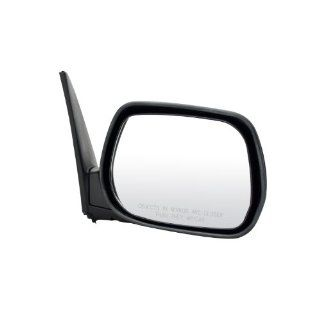 Pilot TY8029410 0R00 Toyota Rav4 Black Manual Replacement Passenger Side Mirror Automotive