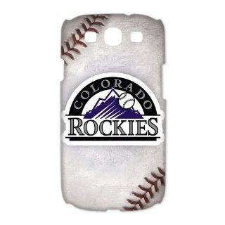 MLB Colorado Rockies Case Cover Best 3D case for samsung galaxy s3 i9300 i9308 939 Cell Phones & Accessories