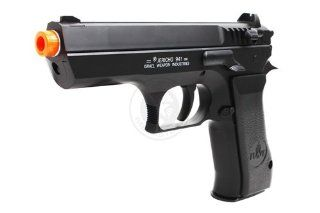 Licensed IWI Jericho 941 CO2 Semi Auto Non Blowback Airsoft Gun Pistol  Airsoft Desert Eagle  Sports & Outdoors