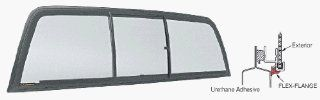 C.R. Laurence ECT944S Rear Window Slider for Dodge RAM Automotive