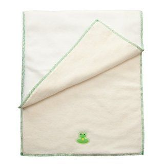 THE GULPER Extra Large Burp Cloth / Luxury Feeding Pad  Burp Cloth Organic  Baby