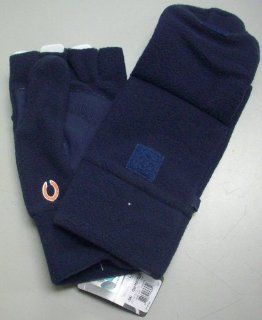 Chicago Bears Fingerless Gloves / Mittens size S by Reebok L006Z Sports & Outdoors