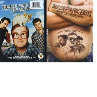Trailer Park Boys 1/2 John Paul Tremblay, Robb Wells, Mike Smith, John Dunsworth, Patrick Roach, Mike Clattenburge Movies & TV