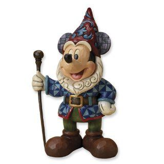 Disney Traditions Large Mickey Gnome Figurine Jewelry