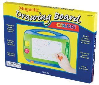 Toysmith Color Magnetic Drawing Board Toys & Games