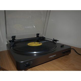 Audio Technica AT LP60 Fully Automatic Belt Driven Turntable Musical Instruments