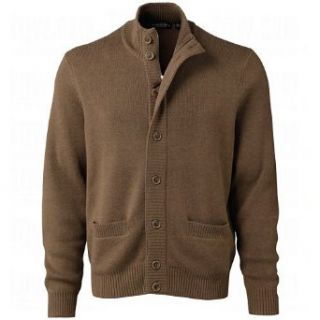 Mens Merino Wool Jackets X Large Tobacco Clothing