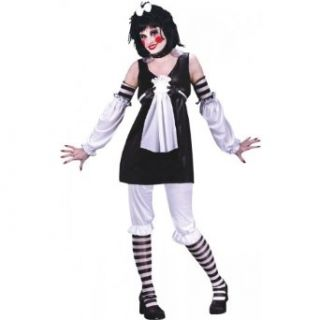 Gothic Raggedy Ann Doll Theatre Costumes Goth Ann Doll Costume Adult Sized Costumes Clothing