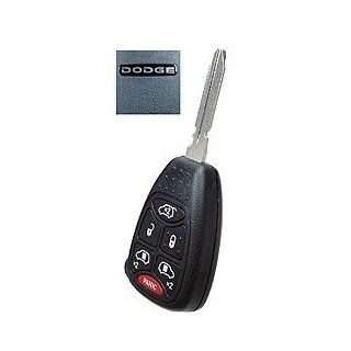 Keyless Entry Remote Fob Clicker for 2007 Dodge Grand Caravan (Must be programmed by Dodge dealer) Automotive