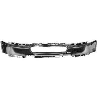 TKY FD40205A SP1 Ford F150 Chrome Replacement Front Bumper Automotive