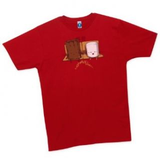 Shirt.Woot   Men's gettin' toasty T Shirt   Red Clothing