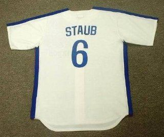 RUSTY STAUB Montreal Expos 1979 Majestic Cooperstown Throwback Home Baseball Jersey, 2XL  Sports Fan Baseball And Softball Jerseys  Sports & Outdoors