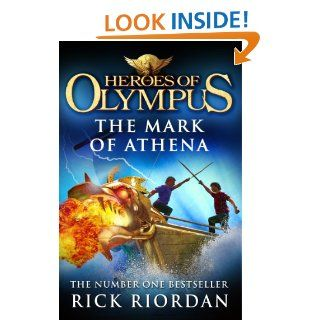 The Mark of Athena (Heroes of Olympus Book 3)   Kindle edition by Rick Riordan. Children Kindle eBooks @ .