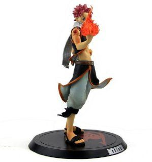New Arrival Japan Anime Fairy Tail Natsu Dragneel High Quality PVC Action Figure Toy Approximately 20 Cm Gift Toys & Games