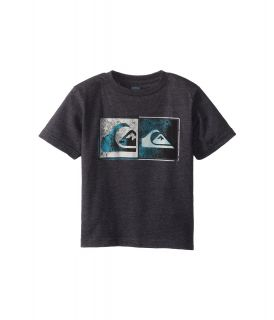 Quiksilver Kids After Hours Tee Boys T Shirt (Gray)