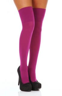 Hue 6491 Over the Knee Boot Liner Sock